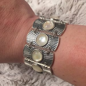 Lucky Brand Mother of Pearl Bracelet